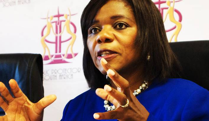 Public Protector Thuli Madonsela says we are one of the most unequal societies in the world.