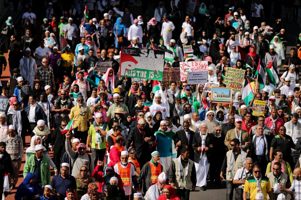 Pro Palestine March