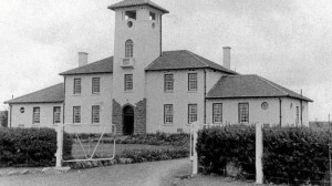 The University of Fort Hare founded in 1916.