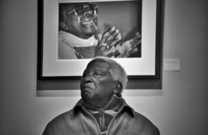 Legendary Photographer Peter Magubane.
