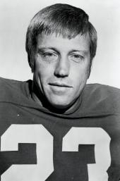 Ron Lancaster the famous Canadian quarterback.