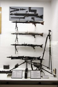 GPMG Rifles similar to those used in the Maseru attacks.