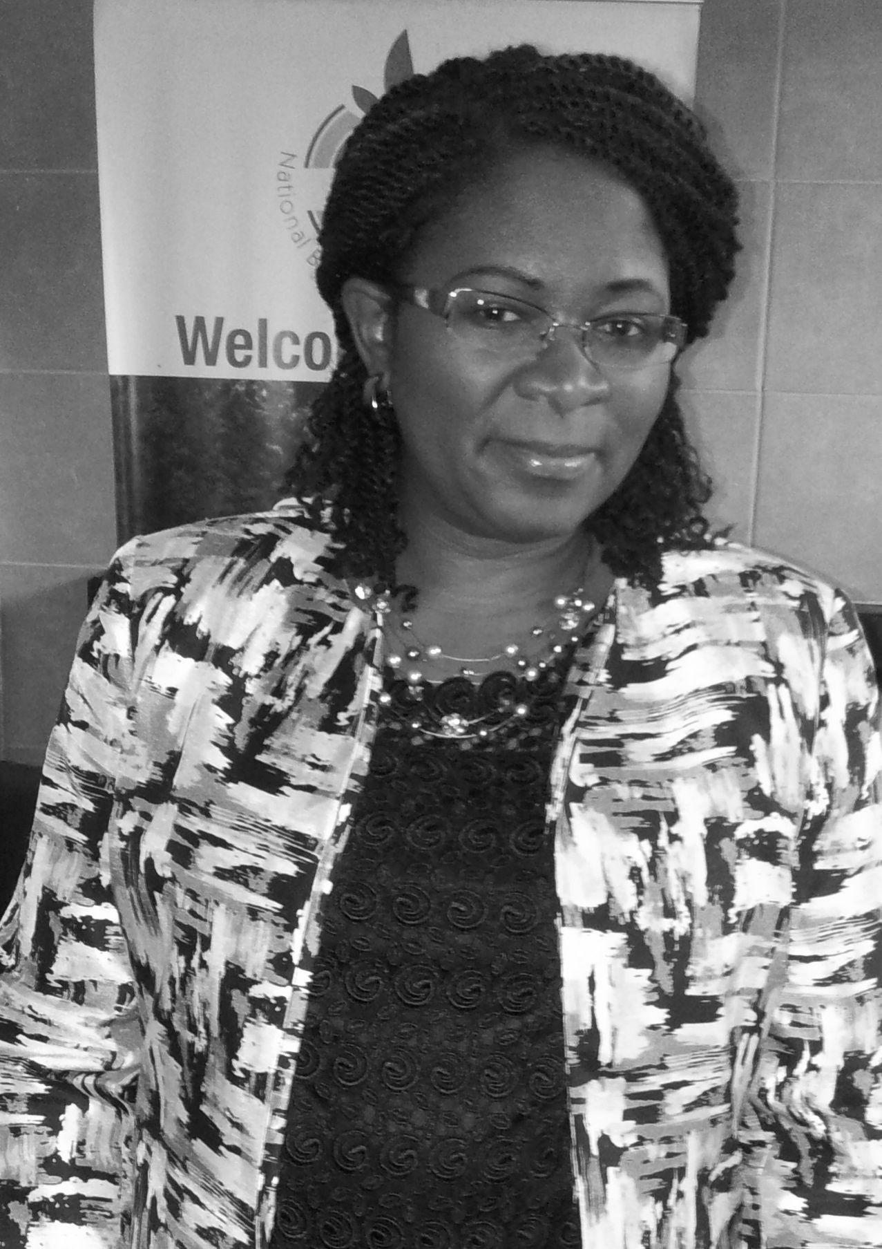 Dr Nompumelelo Obokoh