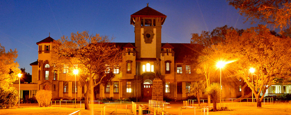 The University of the Free State, a microcosm of a society grappling with change.