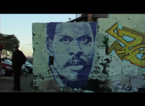 Biko iconography in Soweto