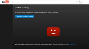 Dookom YT Content Warning