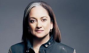 City Press Editor Ferial Haffajee.