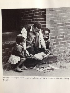 Suzette Nxumalo & her siblings. Photo Courtesy Jurgen Schadeberg's Fifties People