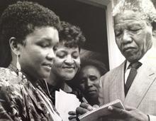 Madiba Signing Notebook