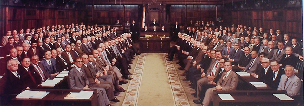 House of Assembly 1984