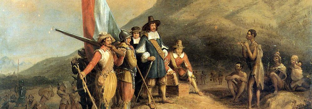 Jan van Riebeeck language