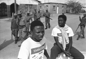 Grassroots assisted with the establishment of Saamstaan in Oudtshoorn during a period of great repression