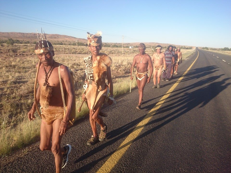 Indigenous Liberation Walk 2015 a