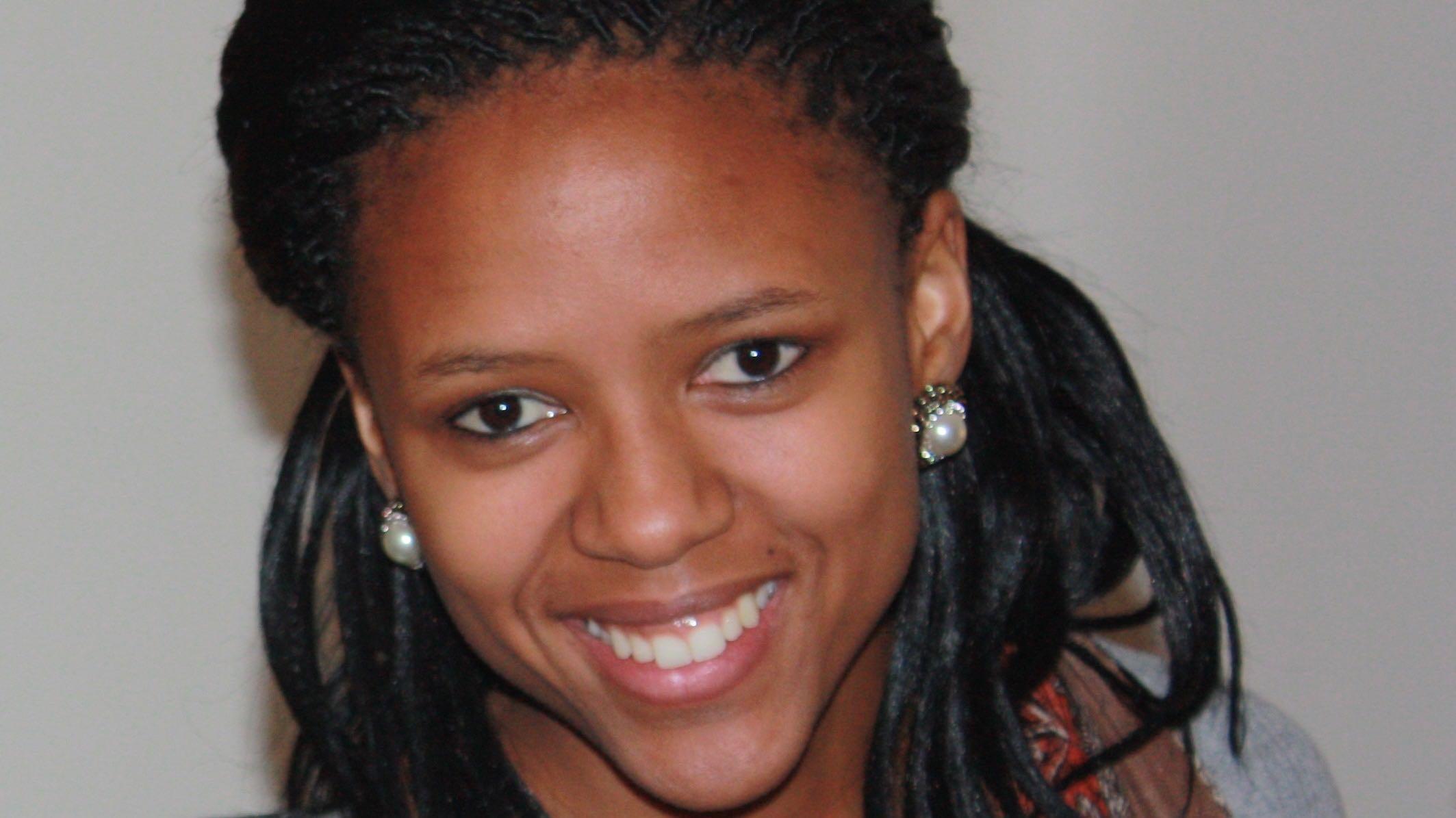 Photographer Nozipho Mthembu.