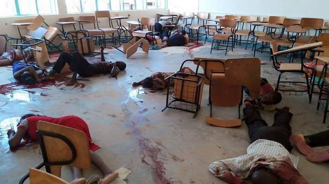 Bodies Garissa University Killings Facebook Photo