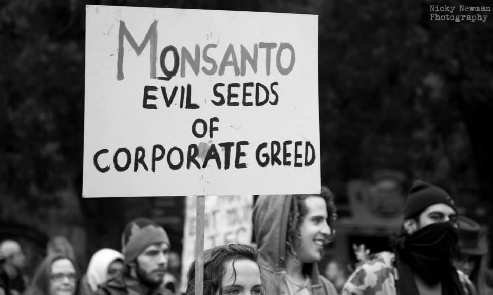 March Corporate Greed