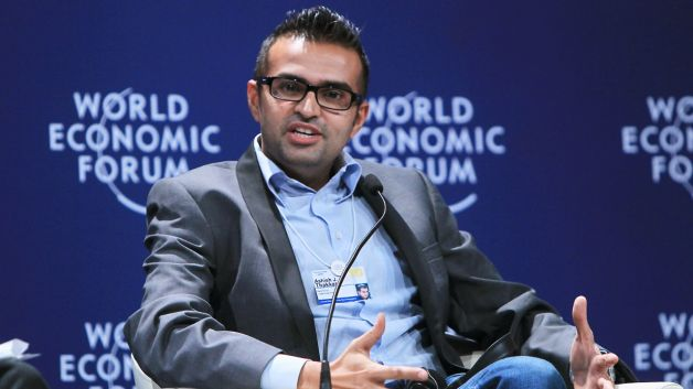 WEF Young Global Leader Ashish Thakkar