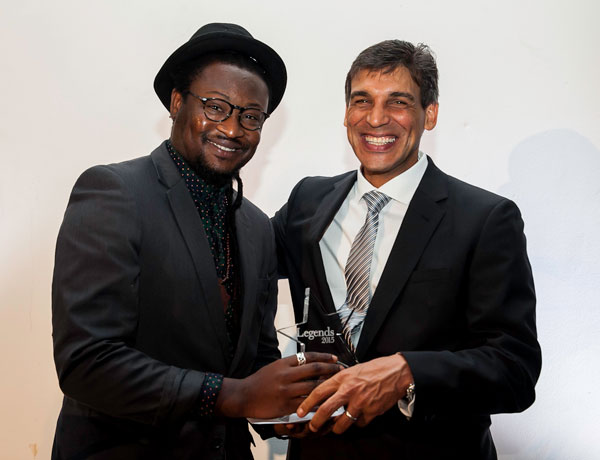 Leo -Sadiki of City Press was the Photographer of the Year