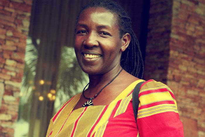 FEMRITE Coordinator Hilda Twongyeirwe