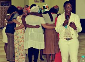 MC Monica Cheru Mpambawashe & The Group