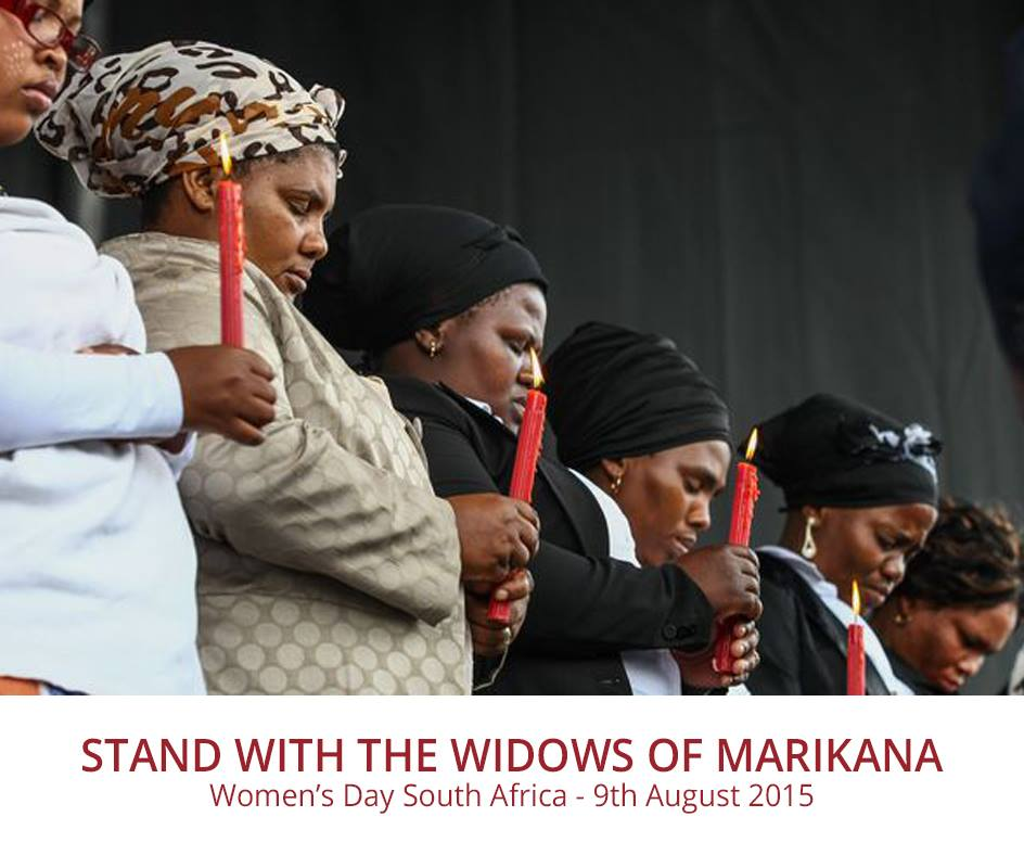 Widows of Marikana