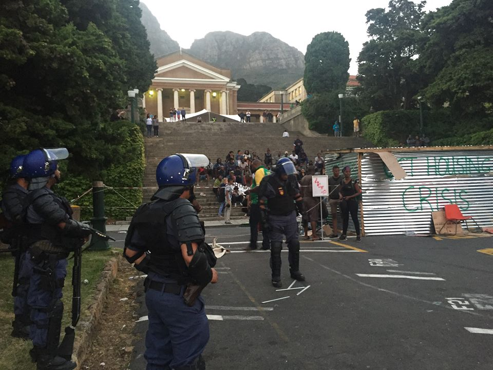 UCT Burning 8
