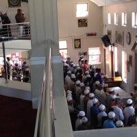 Salatul Janazah at Tennyson St Mosque